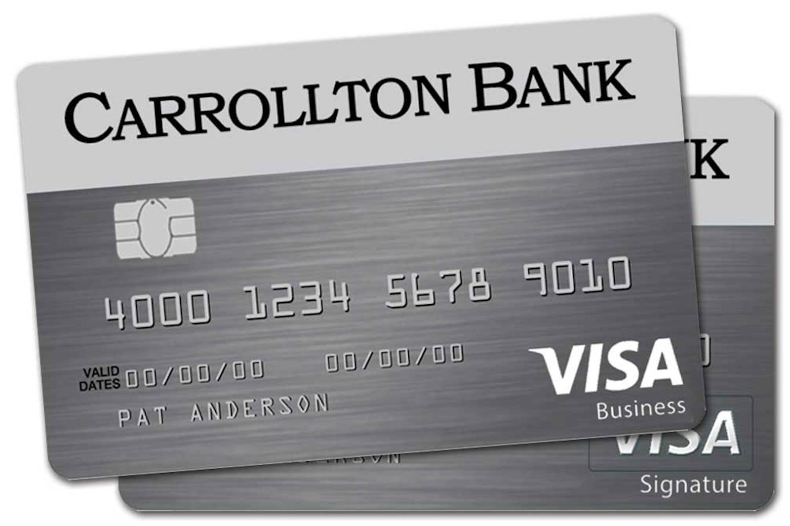 Credit Card Services From Carrollton Bank
